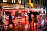 Stureplan. Flera av de största klubbarna i Stockholm och Göteborg vill inte ge några kommentarer.