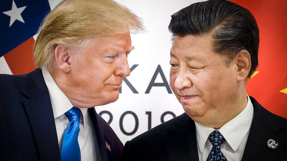 På bara ett fåtal år har det militära gapet mellan USA och Kina blivit allt mindre.