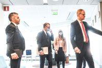 Rättegången i Förvaltningsrätten om PTS hade rätt att stänga ute Huawei från de svenska 5G-näten.