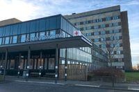 Akutmottagningen vid Östra sjukhuset i Göteborg får kritik av Ivo efter att en man skickats hem med sprucken blindtarm. Arkivbild.