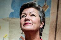 Ylva Johansson. Arkivbild.