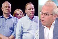 Mats Kinnwall, chefsekonom på Teknikföretagen, tycker att näringslivets villkor borde ligga högre upp på politikernas agenda.