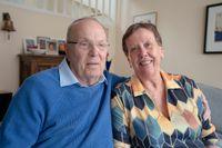 Christer och Ingalill är nyförlovade och längtar till Italien.