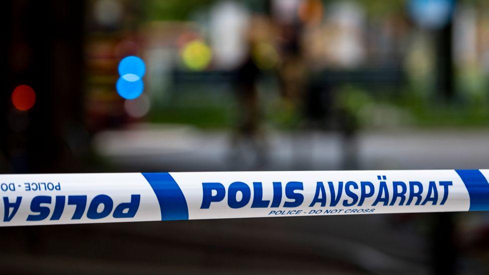 En man i 30-årsåldern har anhållits misstänkt för mord på en kvinna i Luleå under fredagskvällen.