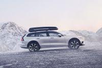 Uppkopplade Volvobilar delar data med Trafikverket och bidrar till att kartlägga snö- och isförhållandena på svenska vägar.