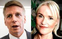 Per Bolund (MP), finansmarknadsminister, förklarar att Ebba Lindsös uppdrag i Sjätte AP-fonden , ska se ses över.