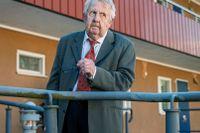 Gösta Sundin, boende i Hässelby, har valt att säga upp hemtjänsten av oro för att bli smittad av coronaviruset.