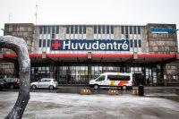 Karolinska universitetssjukhuset ligger i Huddinge i södra Stockholm. Arkivbild.