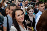Enad opposition en ny trend i Belarus