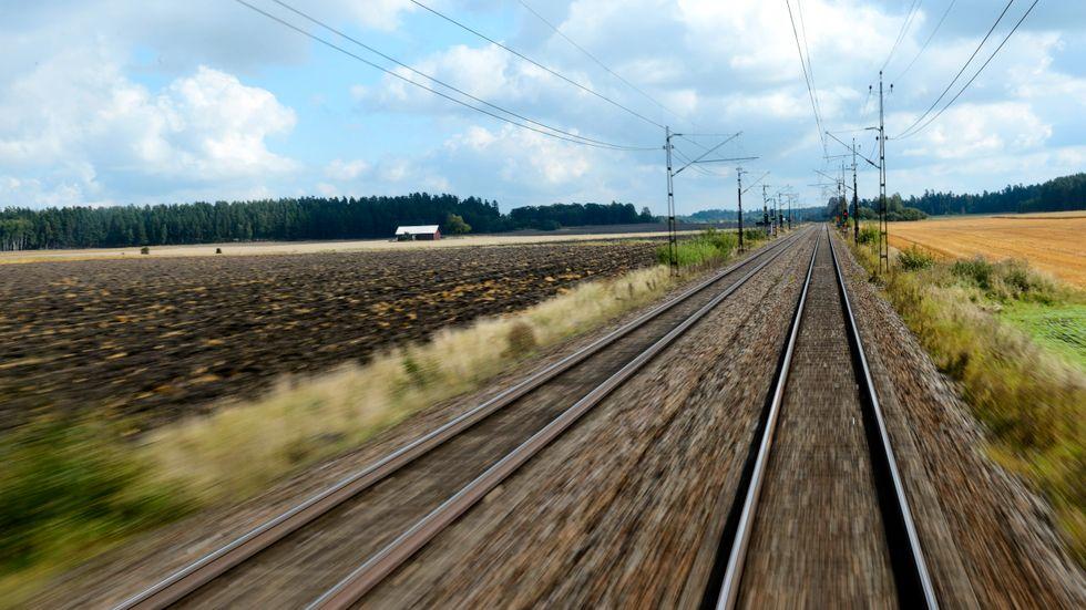 EU beviljar bidrag till fem svenska infrastruktursatsningar. Arkivbild.