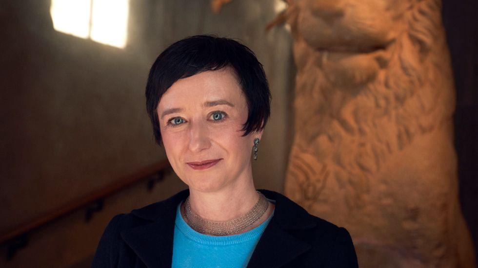 Katherine Hauptman blir ny chef för Historiska museet.