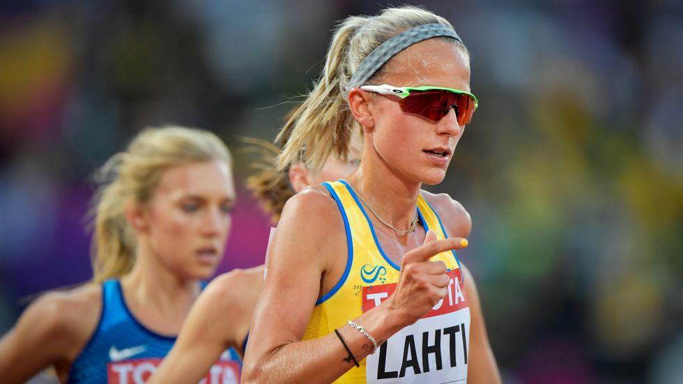 Sarah Lahti. Arkivbild.