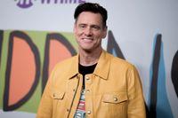 """Jim Carrey har spelat barnprogramledaren Mr. Pickles i TV-serien """"Kidding"""" i två säsonger, men nu läggs serien ned. Arkivbild."""