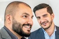 Hamid Khanahmadi och Mohammad Khanahmadi är 2019 års vinnare av SvD Affärsbragd.