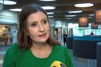 Liberalernas Birgitta Ohlsson ger inte upp om kampen om partiledarskapet. Arkivbild.