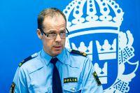 Kriminalinspektör Christer Axling tycker det är olyckligt att utbildningen ligger nere när den behövs som mest.