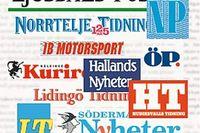 Artikelförfattarna ställer sig frågande till att centerpartiet vill bidra till en ökad maktkoncentration inom media genom att sälja Centertidningar AB.