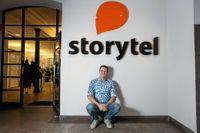 Snart 13 år har gått sedan Jonas Tellander grundade Storytel tillsammans med Jon Hauksson.