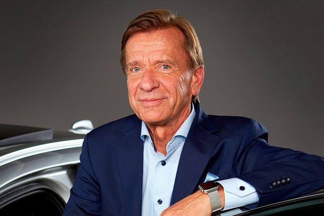 Håkan Samuelsson, VD och koncernchef för Volvo Cars.
