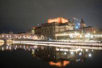 Kungliga Operan i Stockholm.