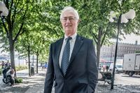 Sverker Martin-Löf, ordförande för SCA och Industrivärden.