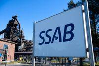 En man har skadats allvarligt efter en arbetsplatsolycka på SSAB i Borlänge. Arkivbild.
