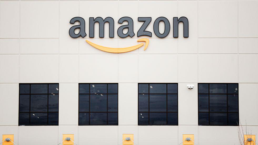 Amazon kommer att öppna en svensk sajt.