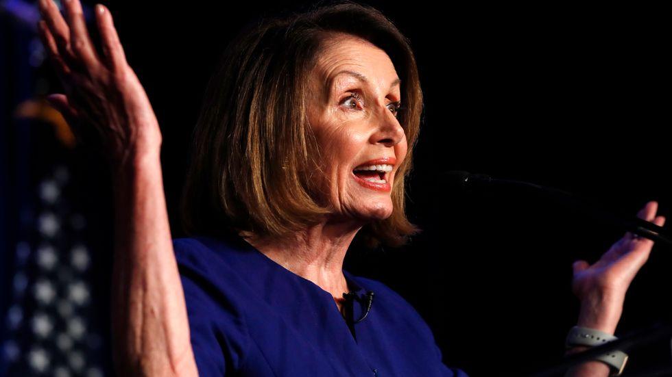 Den demokratiska representanthusledamoten Nancy Pelosi spås bli ny talman.