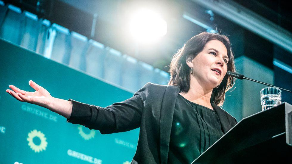 Kan Annalena Baerbock bli nästa förbundskansler?