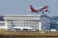 Flygandet har minskat stort som en effekt av coronakrisen