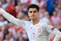 Spanien tog sig vidare efter drama