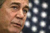 Represententhuset nyss avgångne talman John Boehner är känd för att gråta i alla möjliga situationer.