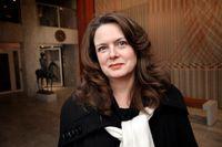 Carina Lundberg Markow, Folksams chefstrateg för ansvarsfull kapitalförvaltning.