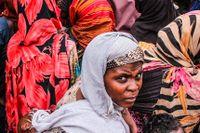 Svält och sjukdomar blir allt vanligare i framtiden på grund av klimatförändringar, kommer FN att slå fast i en ny rapport. Bilden är från Somalia. Arkivbild