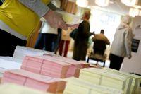 Fler tog sig till vallokalerna i år jämfört med tidigare kyrkoval.