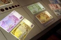 Ekonomiska museet, tidigare Kungliga myntkabinettet, flyttar snart in i samma byggnad som Historiska museet i Stockholm. Arkivbild.