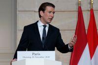 Österrikes förbundskansler Sebastian Kurz vill att personer som döms för terrorbrott ska kunna hållas under myndigheternas lupp på obestämd framtid.