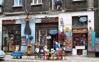 I Praga kan man göra ovanliga vintagefynd.
