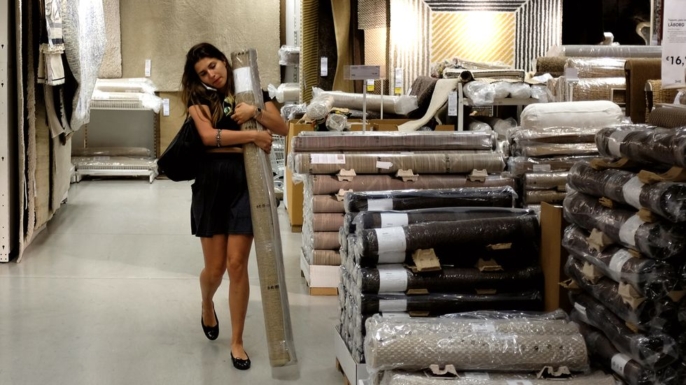 Ikea i Rom. Arkivbild.