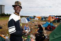 Uppsala reggaefestival är inställd för andra året i rad. Arkivbild.