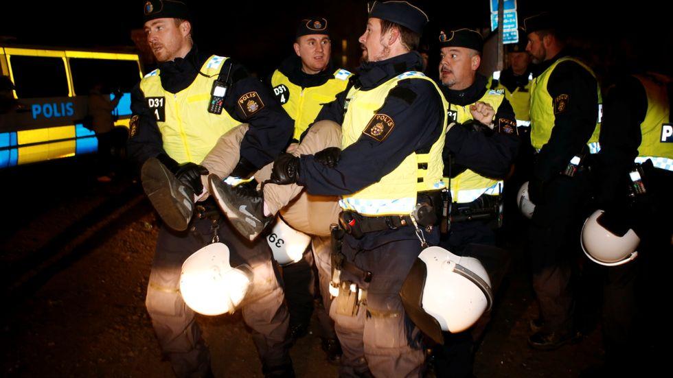 I krislägen kan polisreserv behövas, men då behöver den återskapas.