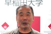 Haruki Murakami vill pigga upp i pandemin.