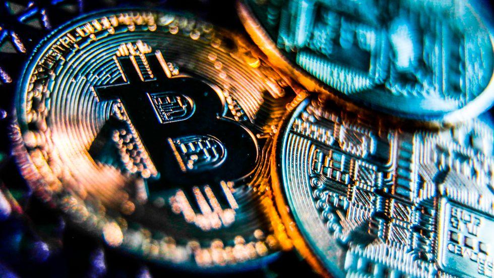 På fredagen handlades Bitcoin till en kurs runt 282000 kronor.