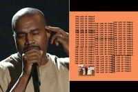 Kanye Wests nya en makalös popfest