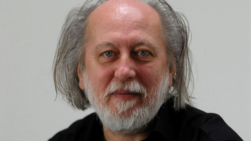 Den ungerske författaren László Krasznahorkais namn hörs inte sällan i samband med Nobelprisspekulationer.