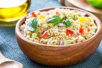Quinoa är ett livsmedel med lågt glykemiskt index och ingår ofta i GI-kost.
