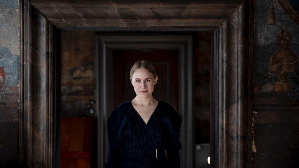 Hanna Johansson, född 1991 i Djursholm, är skribent och kritiker i Expressen.