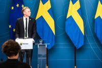 Per Bolund hoppas att det svenska beskedet ska öka pressen på andra länder.
