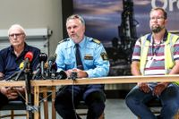 Nio personer omkom i flygolyckan i Örebro.