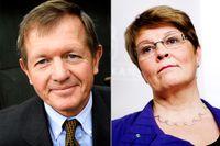 Marcus Wallenberg och Maud Olofsson satt båda i styrelsen för LKAB när de misslyckade investeringarna i Norrbotten gjordes.